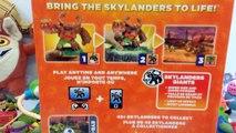 Skylanders Giants Starter Kit Unboxing - Skylanders: Giants (Video Game)