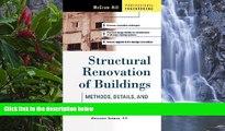 Online Alexander Newman Structural Renovation of Buildings: Methods, Details,   Design Examples