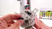 3D Molding Machine! Minecraft Look-alike Wax Action Figures