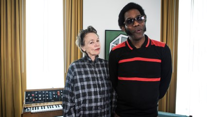 Legacy Format .: Laurie Anderson