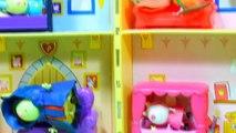 Свинка Пеппа Мультфильм для детей Ведьма стала феей Видео для девочек Игры на русском Peppa Pig