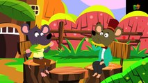 The Town Mouse and the Country Mouse | City Mouse and Country Mouse Story | Aesop Fables