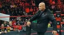 WWE Survivor Series 2016 - Bill Goldberg vs Brock Lesnar 02