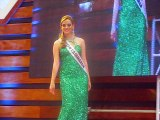 Pasarela en Traje de Noche Ayrin Endres Miss Teenager International Beauty Peru 2016