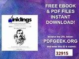 inklings - Jahrbuch für Literatur und Ästhetik Der andere Conan Doyle- Internationale Tagung am 20. und 21. Mai...