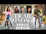 Dear Zindagi Movie Honest Public REVIEW - Shahrukh Khan, Alia Bhatt