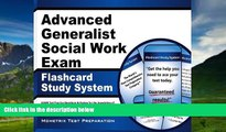 Online Social Work Exam Secrets Test Prep Team Advanced Generalist Social Work Exam Flashcard