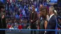 The Undertaker Returns 2016 - WWE Smackdown Live 15 November 2016 03