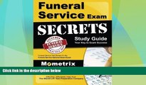 Price Funeral Service Exam Secrets Study Guide: Funeral Service Test Review for the Funeral