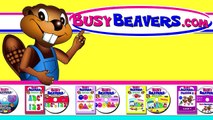 Halloween ABCs   Watch Saturday Morning Cartoons with The Busy Beavers TV Show