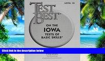 Download STECK-VAUGHN Test Best ITBS: Test Workbook  Grade 4 (Level 10) For Ipad