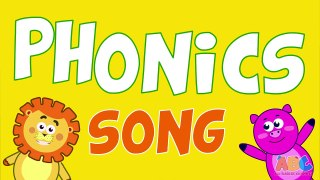 Phonics Song ABC Songs for Children Popular Nursery Rhymes B