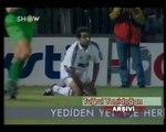 12.10.1996 - 1996-1997 Turkish 1st League Matchday 9 Denizlispor 0-4 Beşiktaş