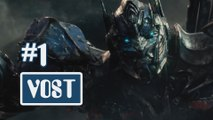 Transformers: The Last Knight - Bande-annonce 1 [HD/VOST]