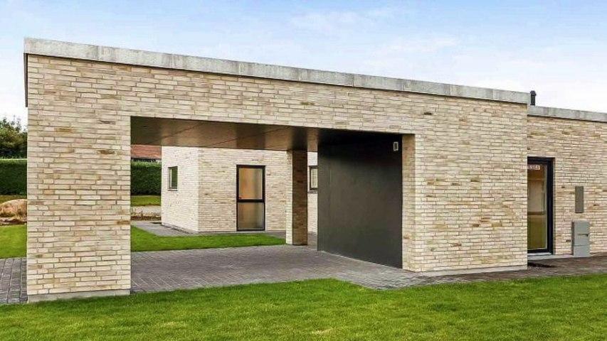 H-hus i kubearkitektur fra Lind & Risør