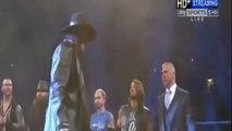 The Undertaker Returns 2016 - WWE Smackdown Live 15 November 2016 01