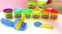 Glace arc-en-ciel Play-Doh à faire soi-même | Rainbow Ice Cream en pâte à modeler