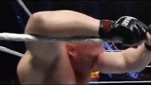 WWE Highlights - Brock Lesnar vs Bray Wyatt & Luke Harper - Full Match 03