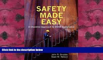 PDF [DOWNLOAD] Safety Made Easy: A Checklist Approach to OSHA Compliance TRIAL EBOOK