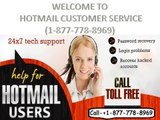 Call Connect 1877-778#8969 Hotmail Help (Desk) Phone Number