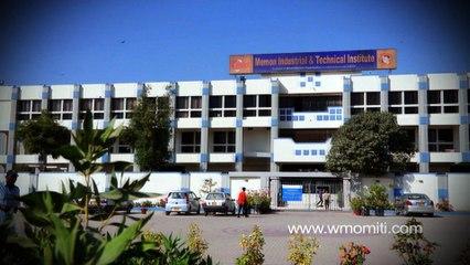 Memon Industrial & Technical Institute TVC