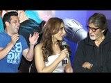 Salman Khan's Girlfriend Lulia Vantur Praises Amitabh Bachchan
