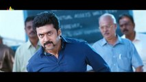 Surya Action Scenes Back to Back   Latest Telugu Movie Scenes   Sri Balaji Video