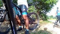 4k, Noel Biker, Papai Noel biker, Biker Noel, trilhas, hard, HOHOHO, vamos pedalar, trilhas natalinas, Taubaté, Caçapava, SP, Brasil, 2016, (24)