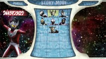 Sieu Nhan Game Play _ Câu chuyện của ultraman Taro _ Game Ultraman Figting Eluvation 0