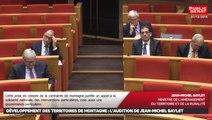 Développement des territoires de montagne - Audition de Jean-Michel Baylet (différé du  01/12) - Les matins du Sénat (06/12/2016)