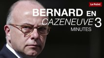 Bernard Cazeneuve, l'homme de fer de François Hollande