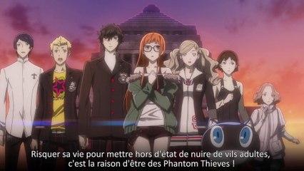 Persona 5 : Futaba Character Trailer