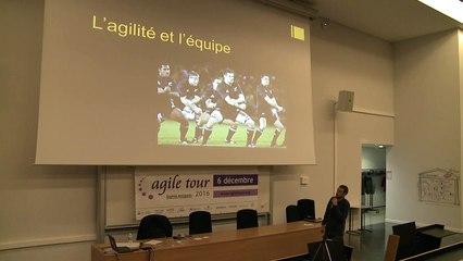 Benjamin CABANNE - L'agilité et le monde du sport
