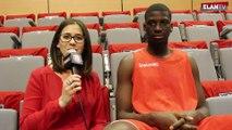 ELAN TV - Arrivée d'Abdoulaye Loum