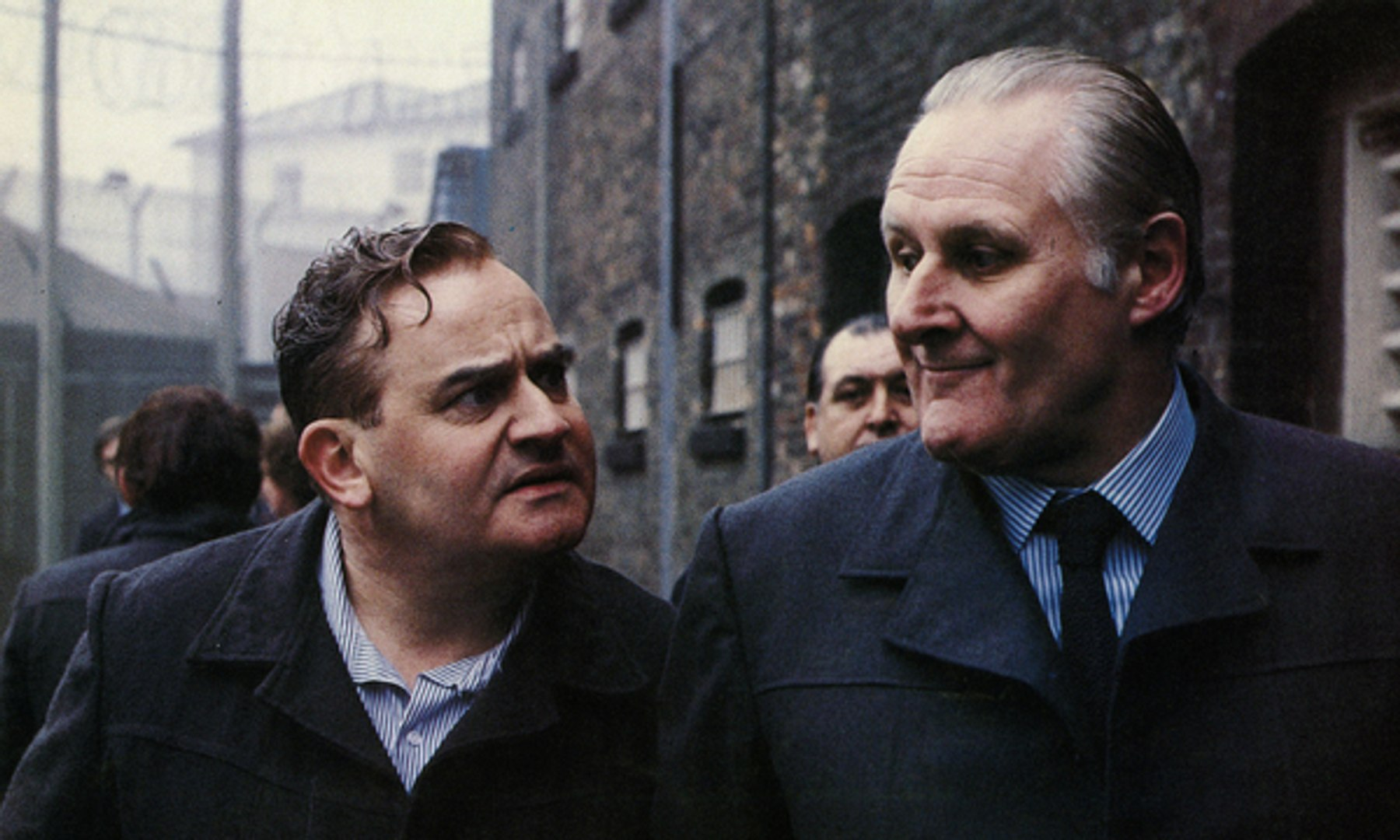 Peter Vaughan: Porridge and Game of Thrones star dies aged 93 – video obituary