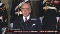 Sénat 360 - Cazeneuve nommé 1er ministre / Passation de pouvoir entre Manuel Valls et Bernard Cazeneuve / Gouvernement Cazeneuve : les réactions au Sénat (06/12/2016)