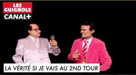 La vérité si je vais au second tour - Les Guignols du 06/12 - CANAL+