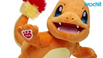 Pokemon Build-A-Bear Line Catches The Lovable Charmander