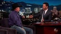 Garth Brooks Sang To Jimmy Kimmels Sister
