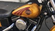 Harley-Davidson Dyna Street Bob Walkaround