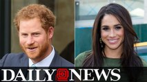 Prince Harry Takes A 1700-Mile Detour To Visit New Girlfriend Meghan Markle