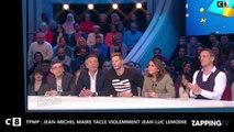 TPMP : Jean-Michel Maire tacle violemment Jean-Luc Lemoine en direct (Vidéo)