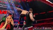 WWE Raw 12/5/16 Kevin Owens vs Sami Zayn
