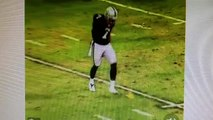 Marquette King Raiders punter throws penalty flag - on scale of 1 to 10