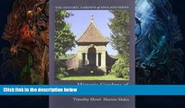 Price Historic Gardens of Somerset (The Historic Gardens of England) Tim Mowl For Kindle