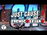 Just Cause 3 Enemigo Lejano lanza enemigos a las nubes