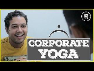 ScoopWhoop: International Yoga Day, Corporate Yoga