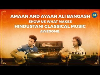 ScoopWhoop: Amaan and Ayaan Ali Bangash - Jugalbandi