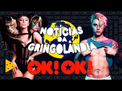 Nudes do Bieber, Nudes do Orlandão e disco novo da Gaga