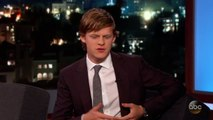 Lucas Hedges Can Juggle